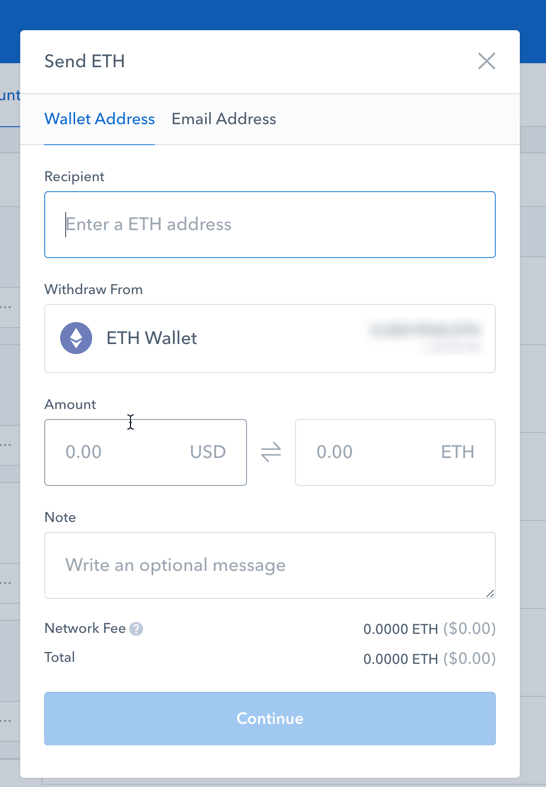 Things about Coinbase To Exodus