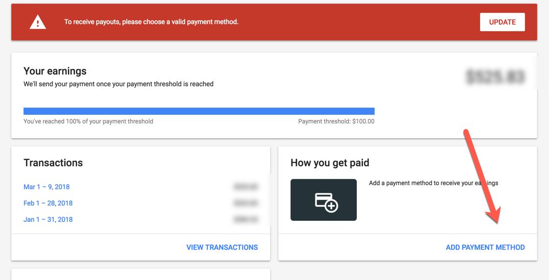 How to get Paid in India for Google Adsense Options and Bank Transfer